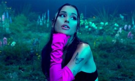 Ariana Grande releases 'POV' live performance
