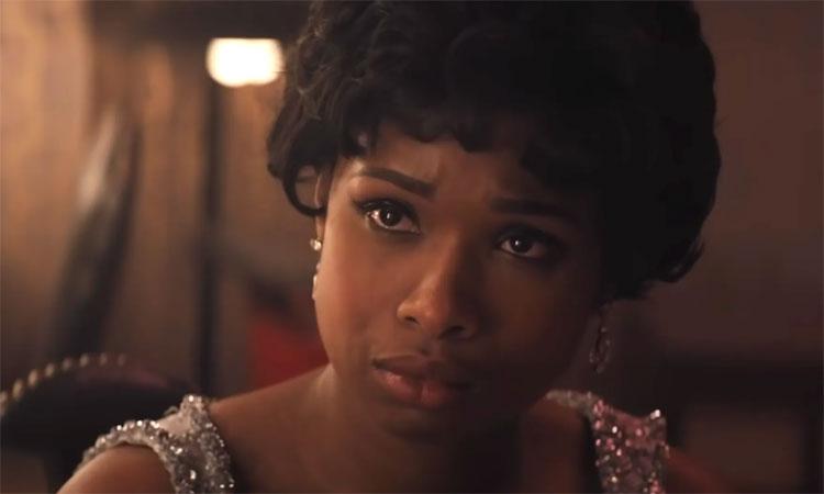Jennifer Hudson as Aretha Franklin
