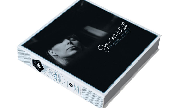 Joni Mitchell continues Archives series with 'Vol 2'