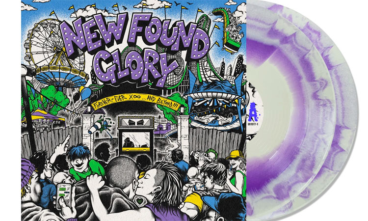 New Found Glory - Forever And Ever x Infinity...And Beyond!!!