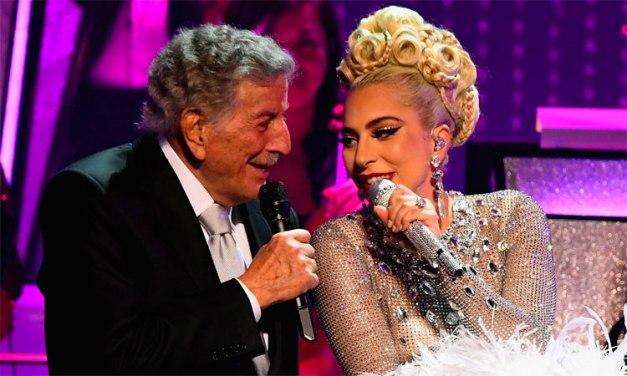 Lady Gaga & Tony Bennett share stage One Last Time at Radio City Music Hall