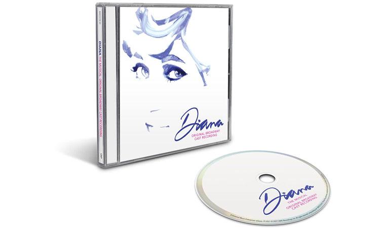 Diana: The Musical Original Broadway Cast Recording