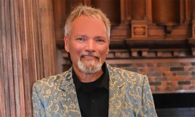 John Berry announces 2021 Christmas tour