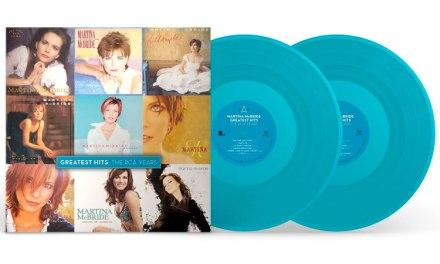 Martina McBride announces double vinyl 'Greatest Hits' compilation