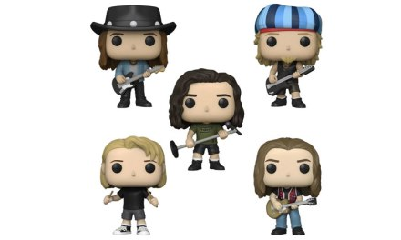 Green Day, Pearl Jam among new Funko POP figures