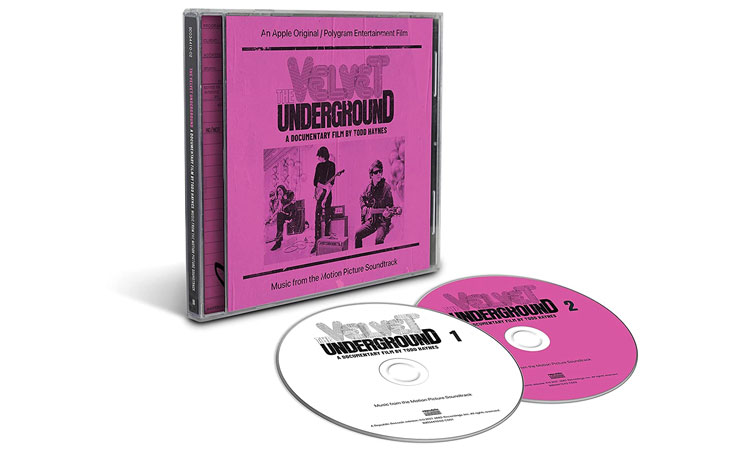 The Velvet Underground: A Documentary Film by Todd Haynes - Music From the Motion Picture Soundtrack