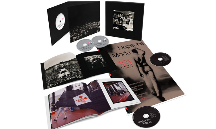 Depeche Mode - 101 Deluxe Edition