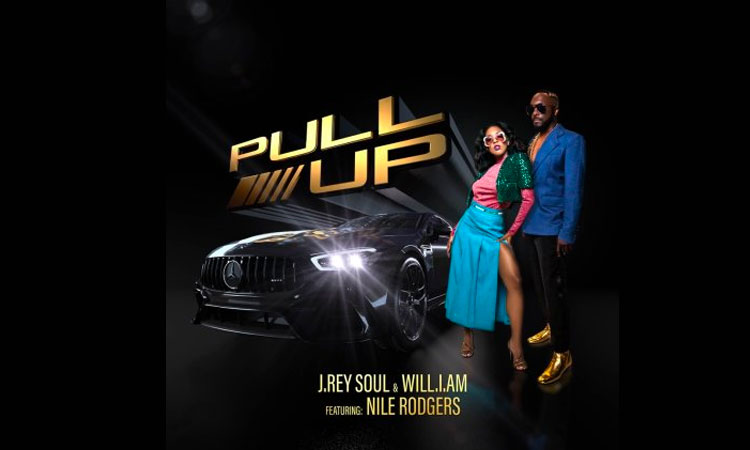 J Rey Soul with will.i.am & Nile Rodgers