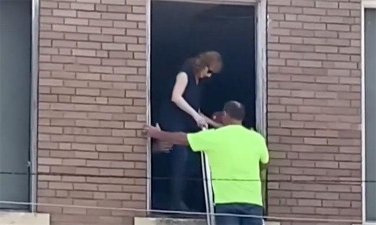 Reba McEntire Rescued