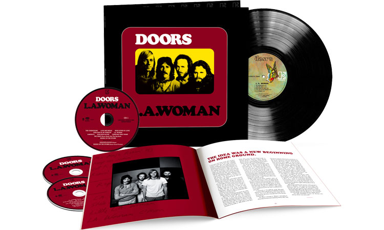 The Doors: 50th Anniversary Edition