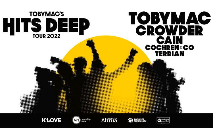 TobyMac Hits Deep Tour 2022
