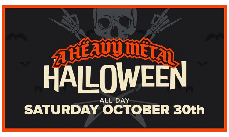 AXS TV Heavy Metal Halloween