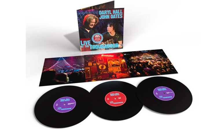 Daryl Hall & John Oates - Live at The Troubadour