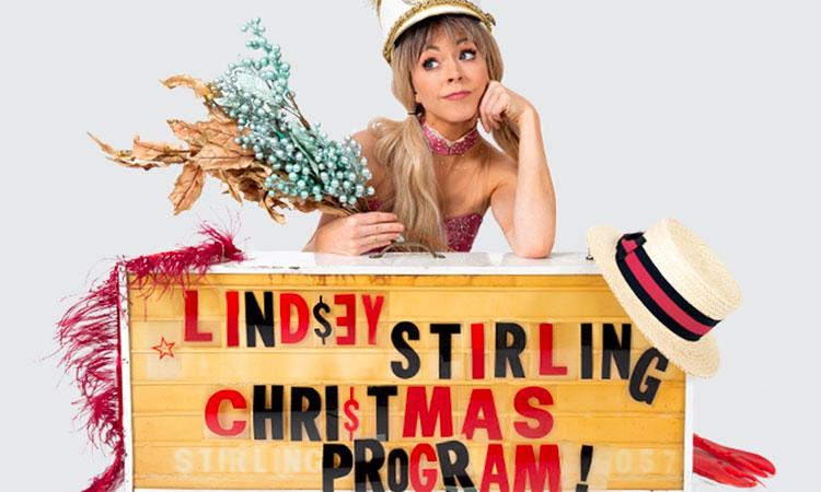 The Lindsey Stirling Christmas Program