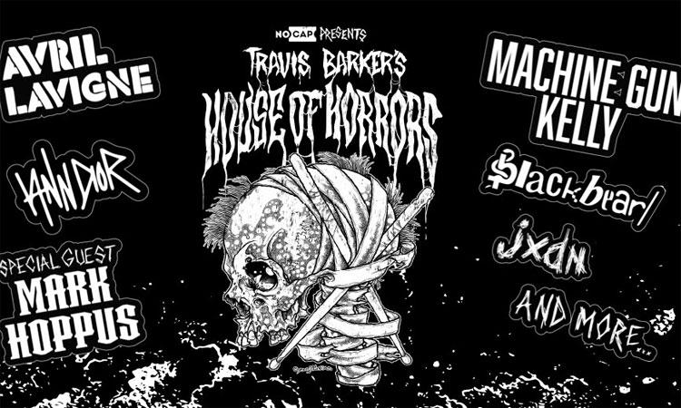 Travis Barker House of Horrors