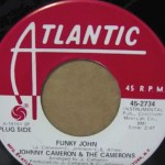 Johnny Cameron & The Camerons – Funky John