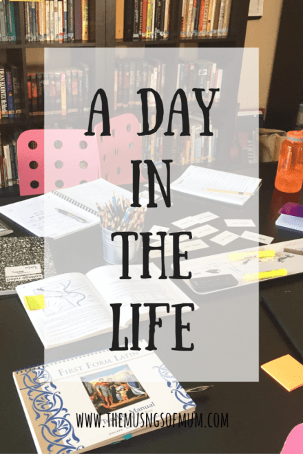 A Day In The Life - The Musings of Mum