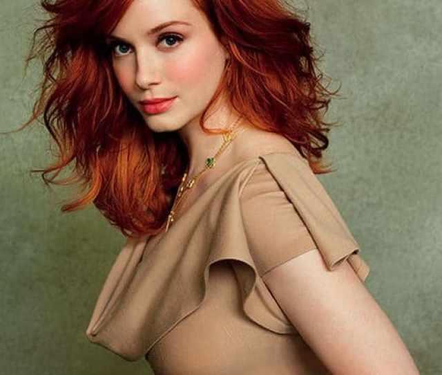 Hot Redhead