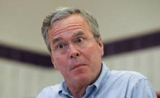 Trump Jeb Bush pic