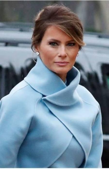 Melania inauguration outfit