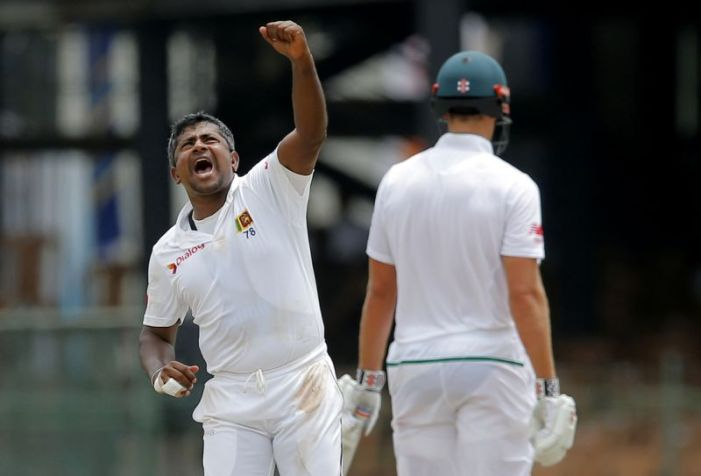 Sri Lanka wins series 2-0 after 199-run victory in 2nd test
