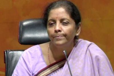 Nirmala Sitharaman slams Congress for playing 'religion card', says Rahul Gandhi engaging in communal politics