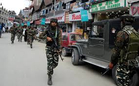 Search operation underway in Lal Chowk