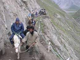 Two Amarnath pilgrims die