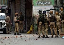 Clashes erupt in slain militants' village at Pahalgam, 10 injured