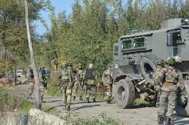 Kokernag encounter: militant killed, three civilians injured