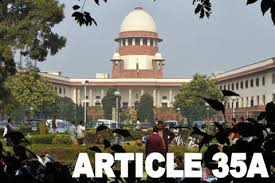 Article 35-A hearing: Protests held in Tral, Tangdhar; Complete shutdown in Poonch, Rajouri