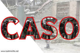 Clashes erupt in south Kashmir's Khudwani during CASO