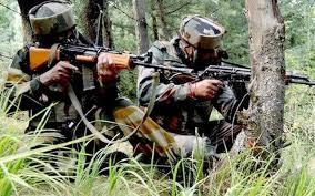 North Kashmir : Four army men injured in Handwara's Nowgam sector