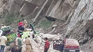 5 Killed As Landslide Hits Vehicle In Kishtwar