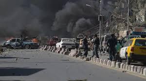 Suicide attack in Afghanistan kills 22 near Pakistan border crossing
