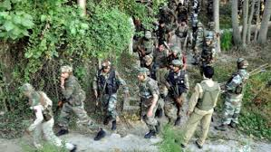 Forces launch massive searches in Rajouri areas