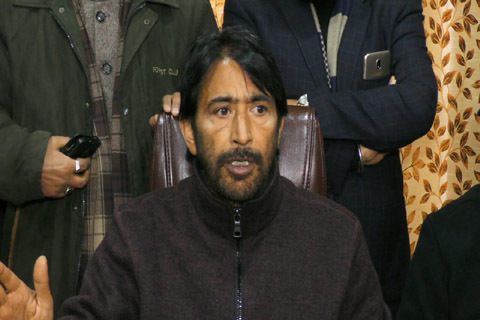 Congress will emerge as single largest party in JK assembly elections: Mir
