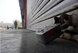 Shutdown in Budgam parts against Bandipora minor's rape
