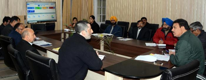 Project Director JKGGC for outcome-based disposal of grievances