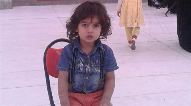 6 year old child murdered in alleged hate-crime in Medina, Saudi Arabia