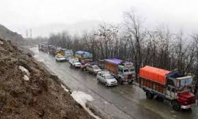 One-way traffic restored on Srinagar-Jammu highway