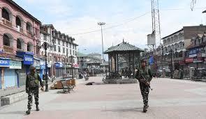 Kashmir shuts on 2nd consecutive day on JRL call