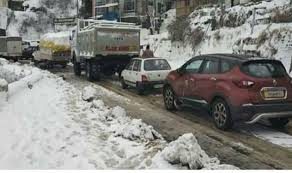 No fresh traffic movement on Srinagar-Jammu highway