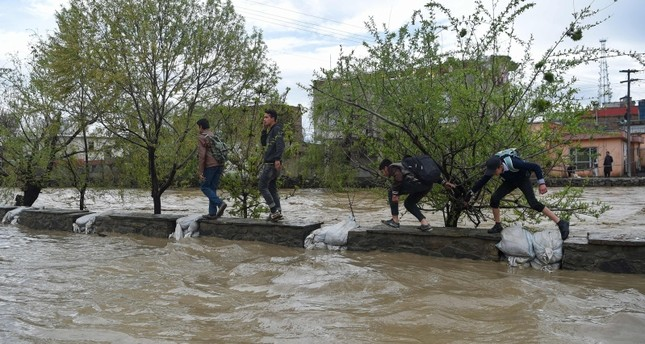 77 killed as flash floods hit India, Pakistan, Afghanistan