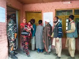 LS Polls: Over eight per cent voting recorded in Kulgam till 3pm