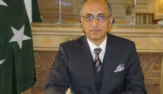 Pakistan Appoints Moin-Ul-Haque As High Commissioner To India