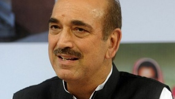 BJP won't remove Article 370 from J&K even if it rules for 100 years: Azad