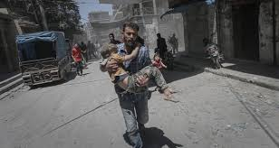 21 civilians including 9 children dead as Syrian forces bombard northwest: monitor