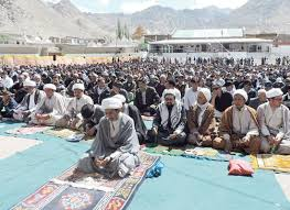 Eid-ul-Fitr celebrated in Kargil