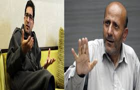 Shah Faesal, Er Rashid forge alliance for upcoming assembly polls